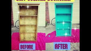 D.i.y Glamorized Bookshelf !!