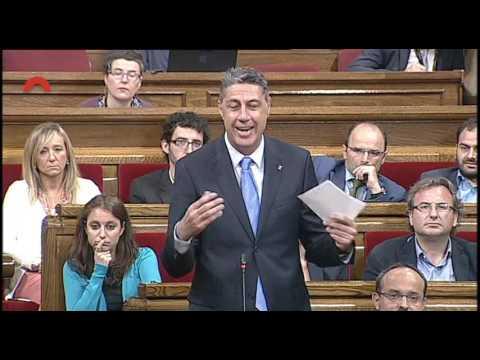 Sessió de control al President de la Generalitat 26/07/2017