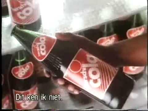 Herschi Cola reclame uit de jaren 80 (Nederlands) - YouTube