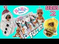 BABY BORN SURPRISE SERIES 2 Baby Doll Video W/ LOL Dolls! FULL BOX OPENING  LOL Surprise + Baby Born