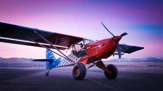 One Wild Year of Aviation