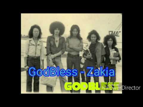 GODBLESS - Zakia