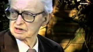 David Gascoyne's reading at The Royal Albert Hall 1993