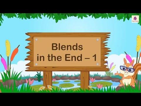 Consonant Blends For Kids | English Grammar | Grade 2 | Periwinkle