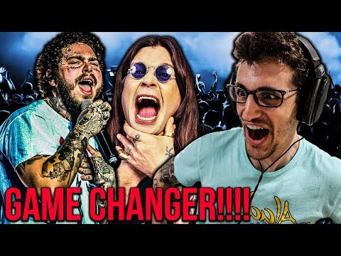 "This Combination is CRAZY!! | POST MALONE & OZZY OSBOURNE – ""Take What You Want"" (REACTION!!)"