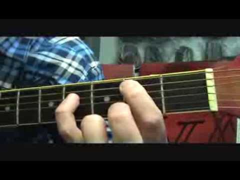The Monster Eminem Guitar Tutorial Tab Chords Youtube