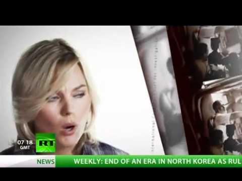 Libya War, Gaddafi's Death Maria Finoshina 251211 - YouTube