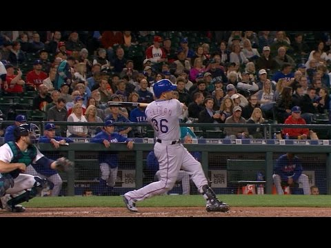 Beltran crushes homer, knocks 'H' off board