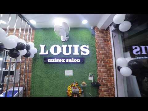 Louis Unisex Salon Rajnagar Extension   Buy Louis Salon Franchise   Earn 50 Lac - 60 Lacs Per Year