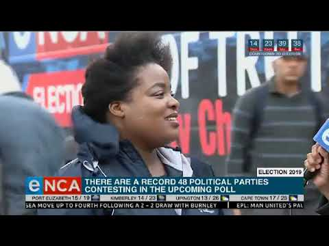eNCA's election bus is in Cape Town