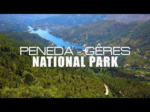 PenedaGerês National ParK  Portugal DJI Mavic Pro