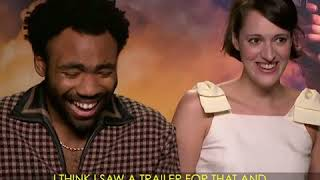 Donald Glover on his favourite TV shows interview 2018