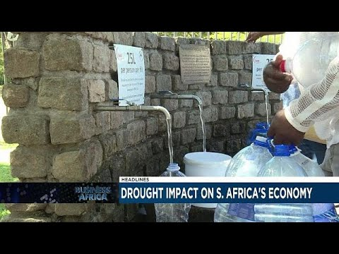 South Africa's Cape Town faces severe economic troubles over drought[Business Africa]