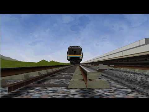 [OpenRails] Trailer Introductorio Metro de Caracas