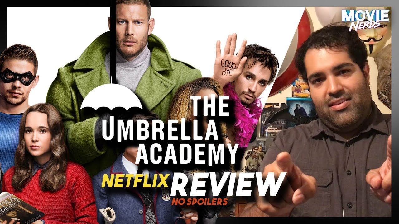 The Umbrella Academy Netflix Review Youtube