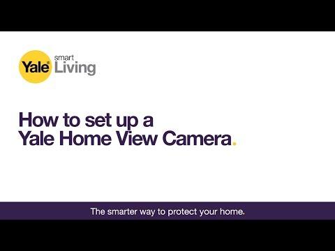 Home View WIFI Camera - Smart locks, smart home alarm systems