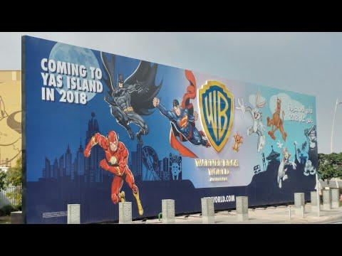 Warner Bros World Abu Dhabi, Mission Ferrari, SeaWorld Abu Dhabi & Clymb, New for Yas Island 2018
