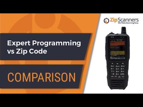 Expert Programming Vs Zip Code | Police Scanner Programming