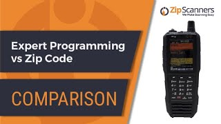 Expert Programming vs Zip Code | Police Scanner Programming