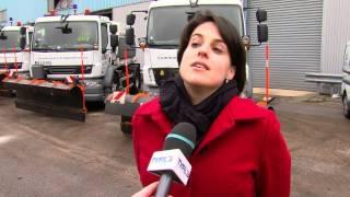 Plan neige sur la communauté d'agglomération de Saint-Quentin-en-Yvelines