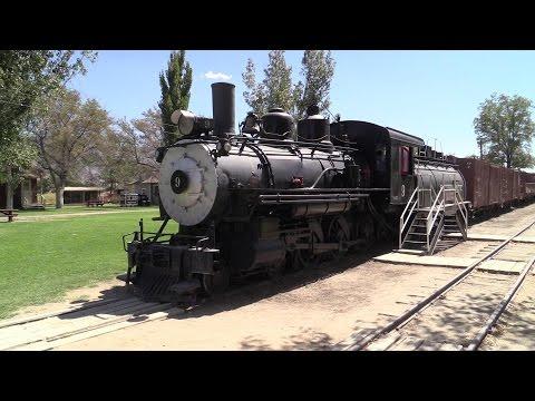 Route 395 - Laws Railroad Museum.