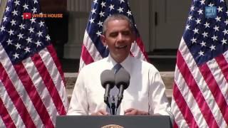 Президенты после президентства. Барак Обама