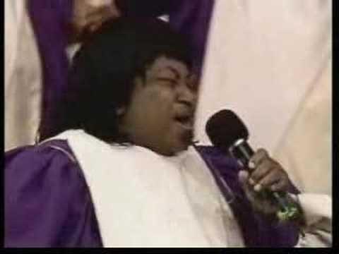 Evangelist Patricia Crutcher/VOBB - Oh Jesus