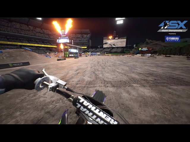 Supercross - eSX eSport Championship Presented by Yamaha - Stage 2 - Xbox Series X