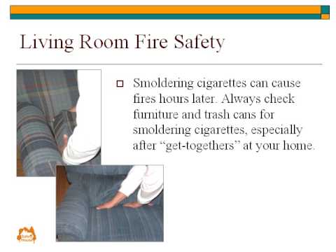 Charming Living Room Safety Tips   English Part 14