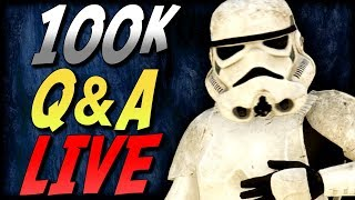 THE BOMBASTIC 100K LIVE Q&A SHOW *SPECIAL EVENT*