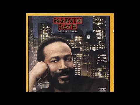 Midnight Love 1982 - Marvin Gaye