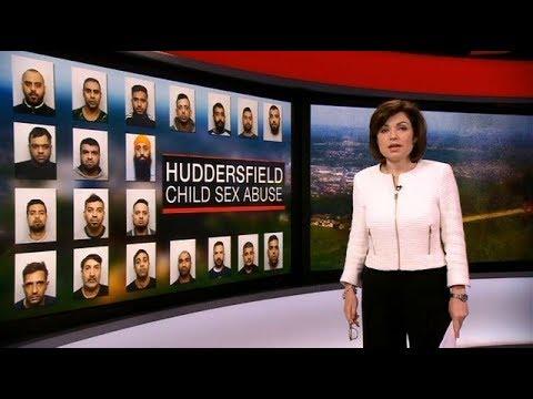 181019 Sky BBC ITV News Huddersfield Abuse