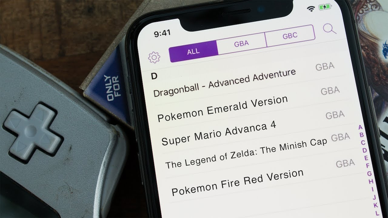 How to install GBA4iOS in iOS 12 4/iOS 12/iOS 13 on iPhone X/8/8