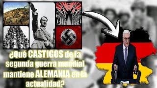 Gambar cover ¿Qué castigos de la segunda guerra mundial tiene aún Alemania?