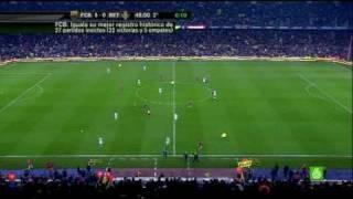 FC Barcelona 5 - Real Betis 0 | 5-0 | Copa 1/4 - 13-01-2011