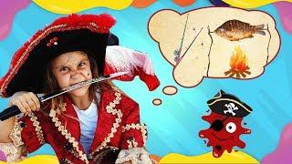 Морський Бій | Хахатаки на рибалці| Виживають у світі