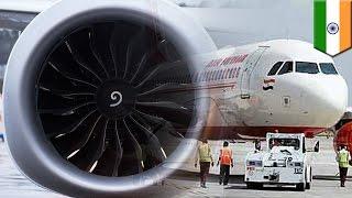 Tersedot ke dalam mesin pesawat, teknisi udara tewas seketika - TomoNews