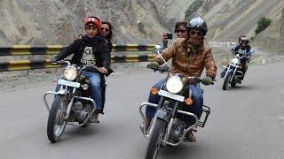 Leh Ladakh Bike Tour - A Journey Through Clouds