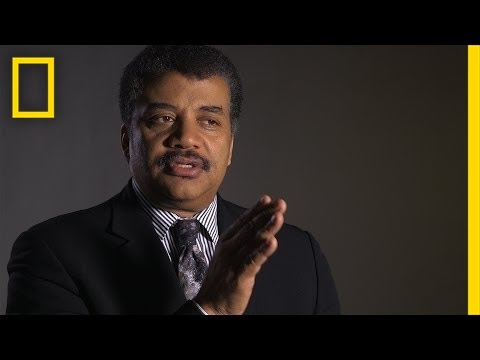Neil deGrasse Tyson on Creationism, Celebrity, and Kids  Cosmos: A Spacetime Odyssey