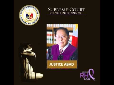 RH Law: August 13, 2013 Oral Arguments, Supreme Court of the Philippines