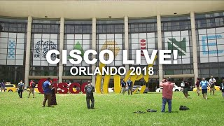 Cisco Live! 2018 - Testimonial | Orlando Meetings & Conventions