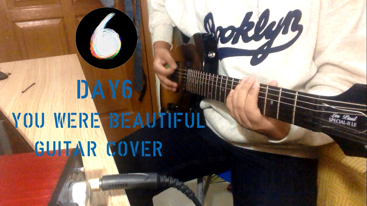 Pretty Book Cover Guitar : Day you were beautiful 예뻤어 guitar cover chords chordify