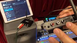 핸드폰으로 음악재생 편하게 하는법 -블루투스 리시버