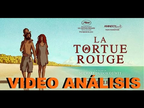 The Red Turtle Official Trailer Youtube
