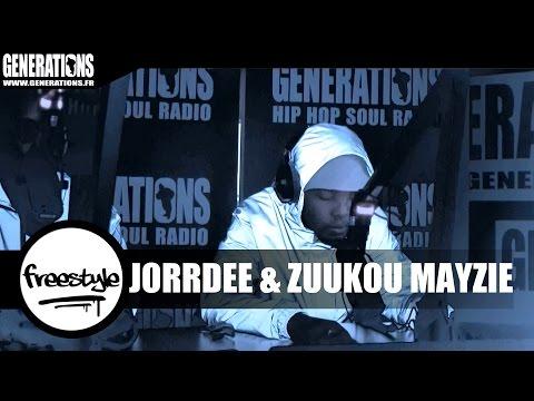 Youtube: Jorrdee & Zuukou Mayzie – Freestyle #667 (Live des studios de Generations)