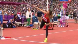Leryn Franco on the Olympic Games in London 2012