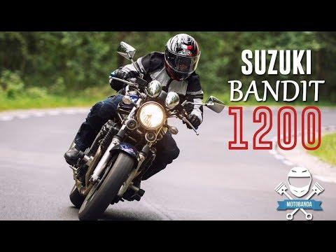 Jedyny Prawdziwy Bandzior - Suzuki Bandit 1200 Test Opinia Review