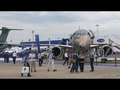 شاهد: طائرة إلكترونية تخطف الأضواء في معرض باريس للطيران…  - نشر قبل 2 ساعة