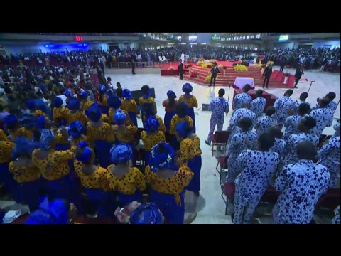 DOMI INC: Covenant Day of Laughter - 5th Service 7th October, 2018