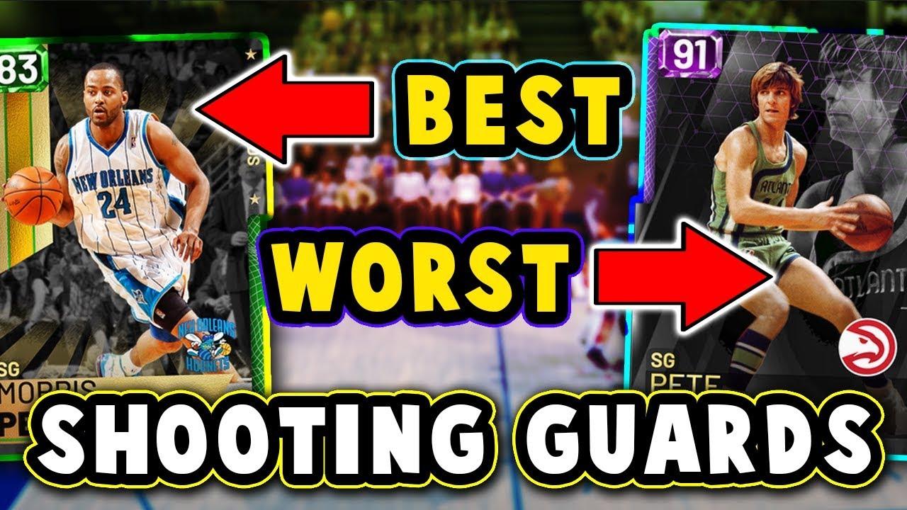 TOP 5 BEST/WORST VALUE SHOOTING GUARDS in NBA 2K19 MyTEAM! (October)